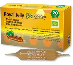 gelee royal jelly bio 1500mg gelee royal kr uterwunder. Black Bedroom Furniture Sets. Home Design Ideas